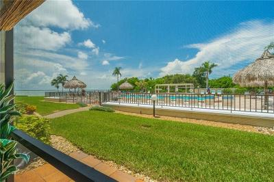 Saint Petersburg, St Petersburg Condo For Sale: 6372 Palma Del Mar Boulevard S #117