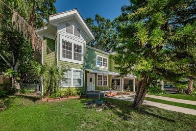 Tarpon Springs Single Family Home For Sale: 309 Bath Street