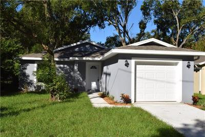 Tampa Single Family Home For Sale: 6520 N 24th Street