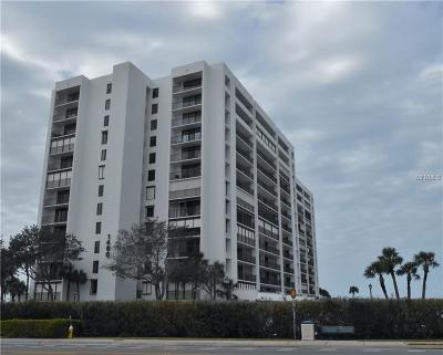 Clearwater Beach Condo For Sale: 1460 Gulf Boulevard #708