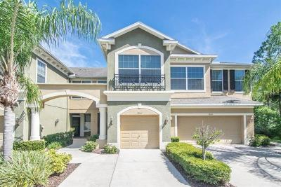 Tampa Townhouse For Sale: 12614 Silverdale Street