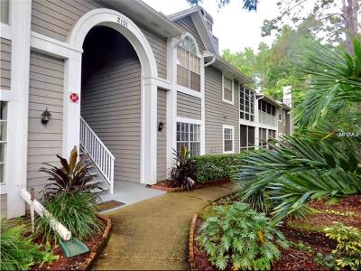 Palm Harbor Condo For Sale: 2101 Fox Chase Boulevard #101