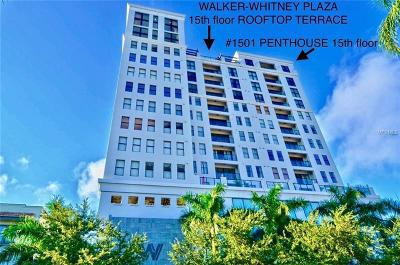 St Petersburg Condo For Sale: 226 5th Avenue N #1501