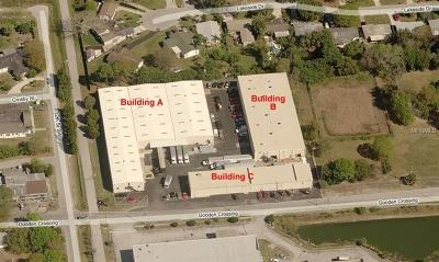Largo Commercial For Sale: 1185 Gooden Crossing #BUILDING