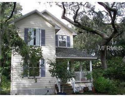 Safety Harbor Single Family Home For Sale: 825 4th Street S