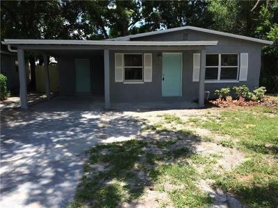 Single Family Home For Sale: 4322 W Green Street