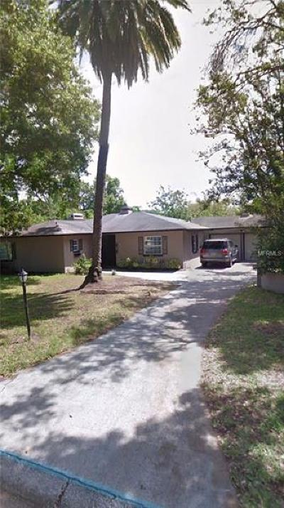 Cleasrwater, Clearwater, Clearwater` Single Family Home For Sale: 115 S Mars Avenue