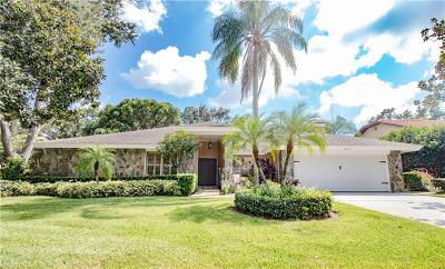 Clearwater, Clearwater`, Cleasrwater Single Family Home For Sale: 2913 Eagle Estates Circle S