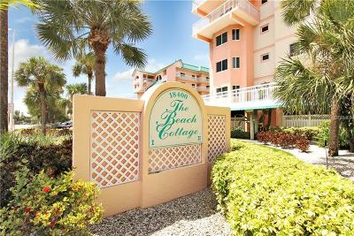 Indian Shores Condo For Sale: 18400 Gulf Boulevard #1406