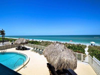 Belleair Beach Condo For Sale: 2700 Gulf Boulevard #W5