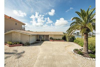 Clearwater, Clearwater Beach Single Family Home For Sale: 360 Palm Island NE