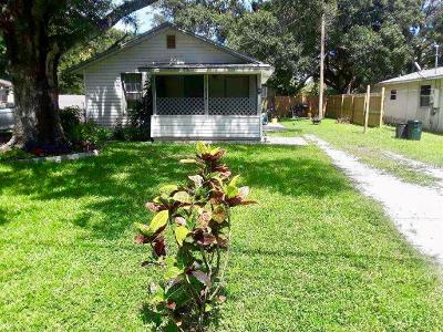 Pinellas Park Single Family Home For Sale: 7115 60th Way N