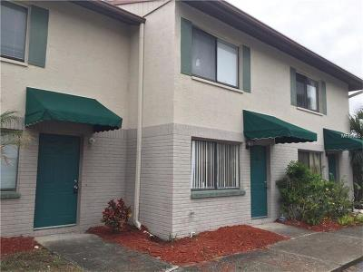 Clearwater FL Townhouse For Sale: $95,000