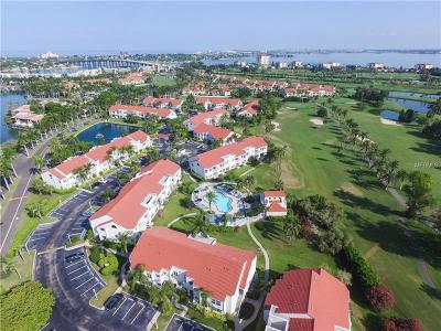 St Petersburg Condo For Sale: 6077 Bahia Del Mar Boulevard #222