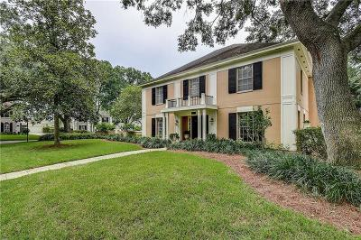 Tampa Single Family Home For Sale: 2602 Merida Lane
