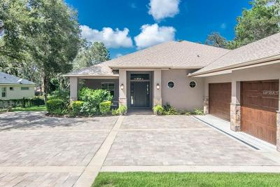 Safety Harbor Single Family Home For Sale: 1535 Main Street