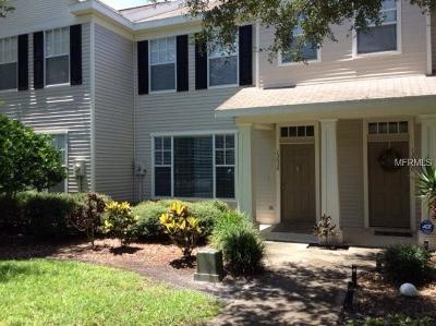 Largo Townhouse For Sale: 13536 Forest Lake Drive