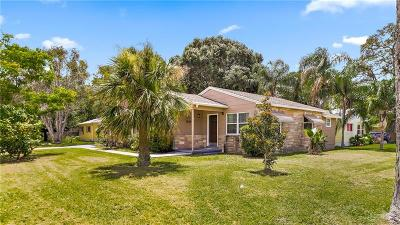 Gulfport Single Family Home For Sale: 1830 58th Street S