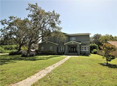 Tarpon Spring, Tarpon Springs Single Family Home For Sale: 1838 Wilmar Avenue