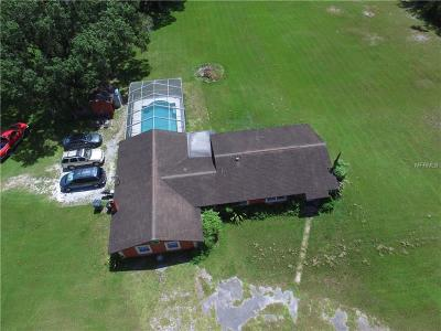 Lutz Single Family Home For Sale: 18505 Hanna Road