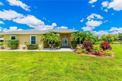 Palmetto Single Family Home For Sale: 4134 29th Street E