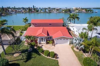 Madeira Beach Single Family Home For Sale: 572 Johns Pass Avenue