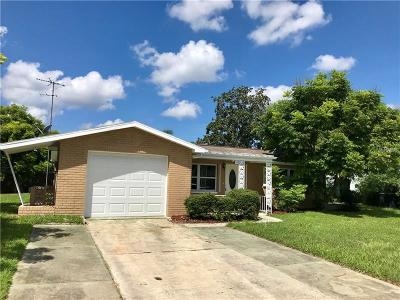 Port Richey Single Family Home For Sale: 10205 Old Hickory Lane