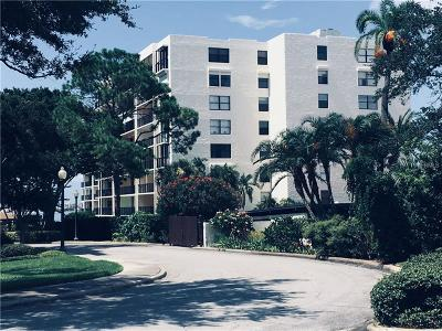 Belleair Condo For Sale: 100 Oakmont Lane #305