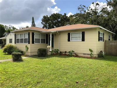 Hernando County, Hillsborough County, Pasco County, Pinellas County Single Family Home For Sale: 1428 38th Avenue N