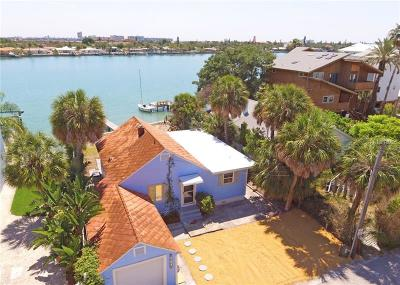 Pinellas County Rental For Rent: 143 89th Avenue