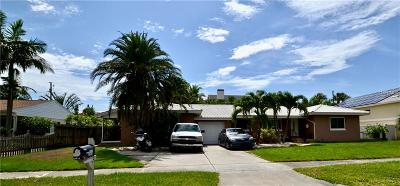 St Pete Beach Single Family Home For Sale: 3610 Casablanca Avenue