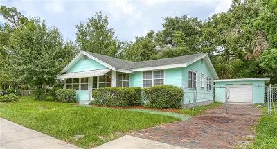 Clearwater Single Family Home For Sale: 1823 Douglas Avenue