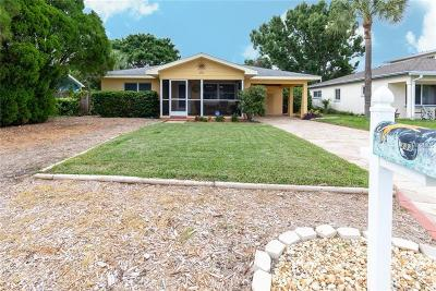 St Pete Beach Single Family Home For Sale: 333 83rd Avenue