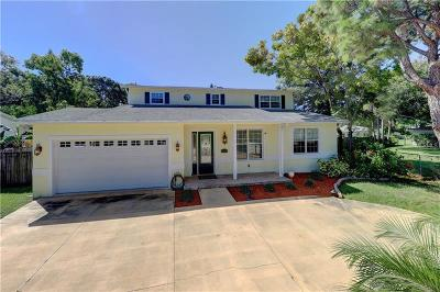 St Petersburg Single Family Home For Sale: 11240 Cherokee Avenue