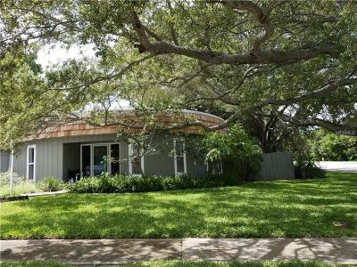 Cleasrwater, Clearwater, Clearwater` Single Family Home For Sale: 1501 Walnut Street