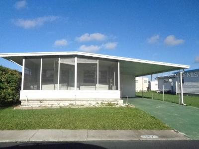 Hernando County, Hillsborough County, Pasco County, Pinellas County Mobile/Manufactured For Sale: 13225 101st Street #157