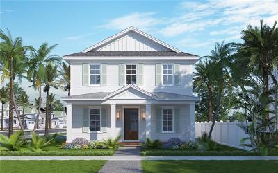 Pinellas County Single Family Home For Sale: 2425 Boca Ciega Drive N