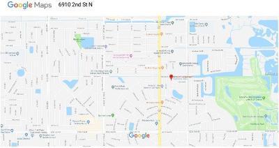 St Petersburg Residential Lots & Land For Sale: 6910 2nd Street N