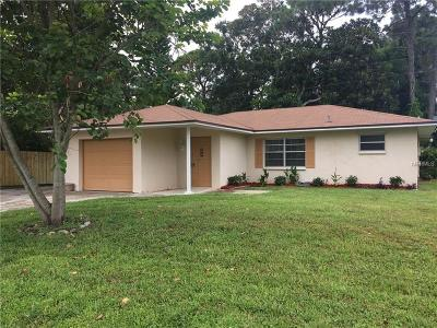 Venice Single Family Home For Sale: 685 Darwin Road