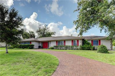 Largo Single Family Home For Sale: 133 Oakwood Drive