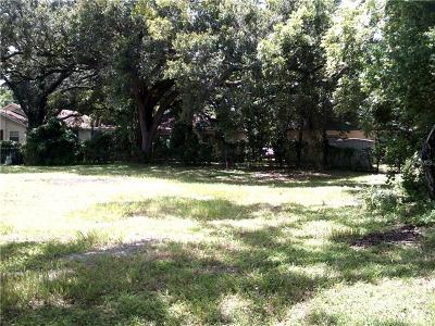 Tampa Residential Lots & Land For Sale: 3103 E Cayuga Street