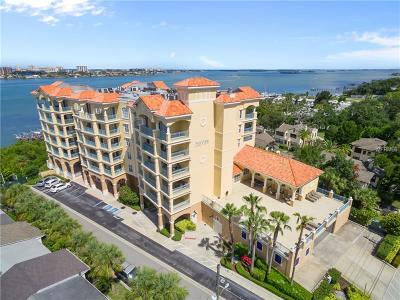 Clearwater Condo For Sale: 700 N Osceola Avenue #301