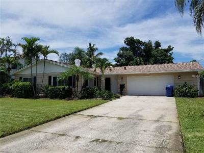 St Petersburg Single Family Home For Sale: 2027 Montana Avenue NE