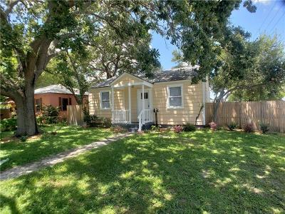 St Petersburg Single Family Home For Sale: 3501 Dartmouth Avenue N