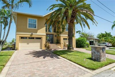 Redington Beach Single Family Home For Sale: 16045 Redington Drive