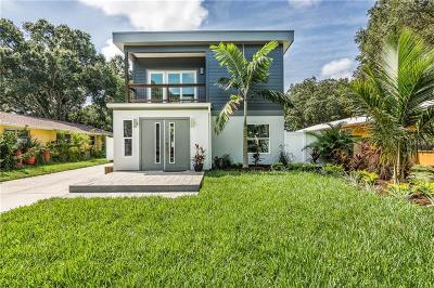 St Petersburg Single Family Home For Sale: 7818 Country Club Road N