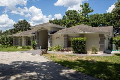 Spring Hill, Springhill Single Family Home For Sale: 1000 Florian Way