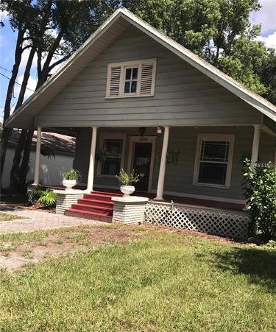 Tampa FL Single Family Home For Sale: $260,000