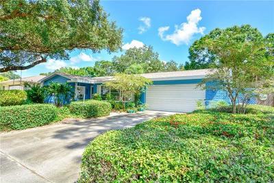 Dunedin Single Family Home For Sale: 1736 Ranchwood Drive S