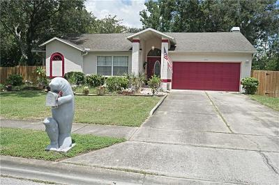 Pinellas Park Single Family Home For Sale: 6081 65th Avenue N